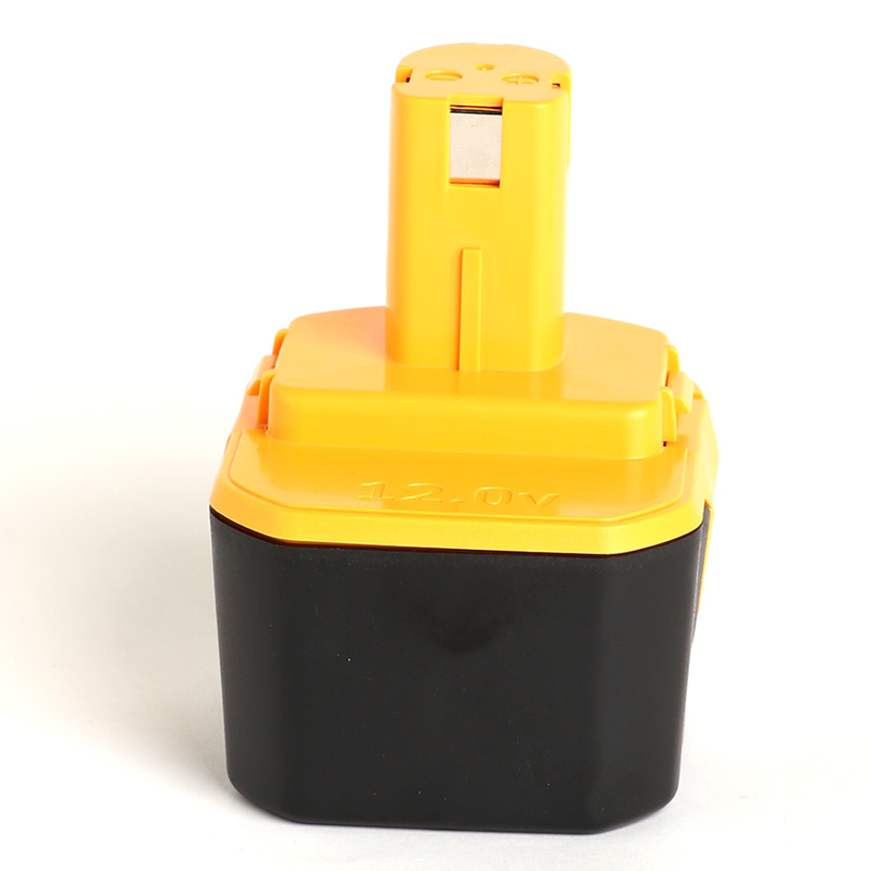 For Ryobi 12V 1300mAh power tool battery CTH1202K/CTH1202K2/FL1200/HP1201KM2/HP1201M/R10510/RY1201/TDS4000/TF1100/TFD220