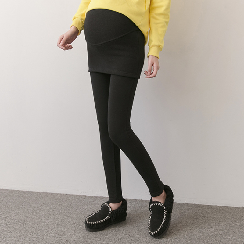 2018 New Autumn Comfortable Pregnancy Clothes Maternity Woman Tight Pant
