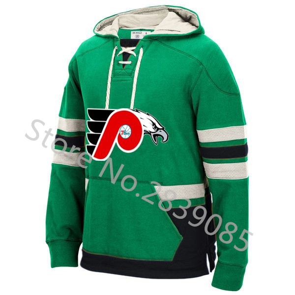 more photos 280eb 56469 US $51.88 |New Designs Winter Philadelphia Hoodie, Stitched Custom  Phillies/Eagles/76ers/Flyers Team Any Player Name And Number Sweatshirt-in  Hoodies ...