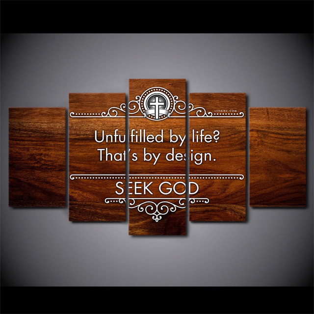 5 unids/set enmarcado HD impreso cruz cristiana motivación buscar ...