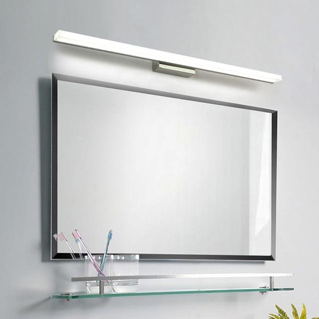US $39.99 |Wandleuchten Badezimmer Leuchten Wandleuchte Led Licht  Wandleuchten Für Hauptbeleuchtung Leuchte AC90 260V WARMWEIß KALTWEIß in ...