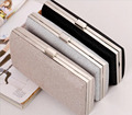 Woman Evening bag Solid Color Frosted Simple And Generous Clutch Day Wallet Wedding Purse Party Banquet Black/Gold Silver H06
