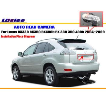 цена на Car Rear View Camera For Lexus RX330 RX350 RX400h RX 330 350 400h 2004~2009 Vehicle Parking Back Up Camera For Lexus Accessories
