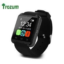 TROZUM W8 Inteligente Bluetooth Reloj u8s Reloj digital relojes deportivos para el teléfono Android Dispositivo Electrónico Portátil