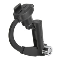 Mini Handheld Stabilizer Steady Steadycam Bow Shape For Gopro Hero 4 3 3 2 Sj4000 Sj5000