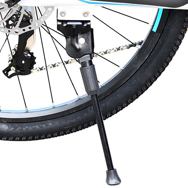 Ajustável Mtb Ciclismo Bicicleta Side Kick Stand Suporte//Bicicleta De Estrada De Alumínio Hot