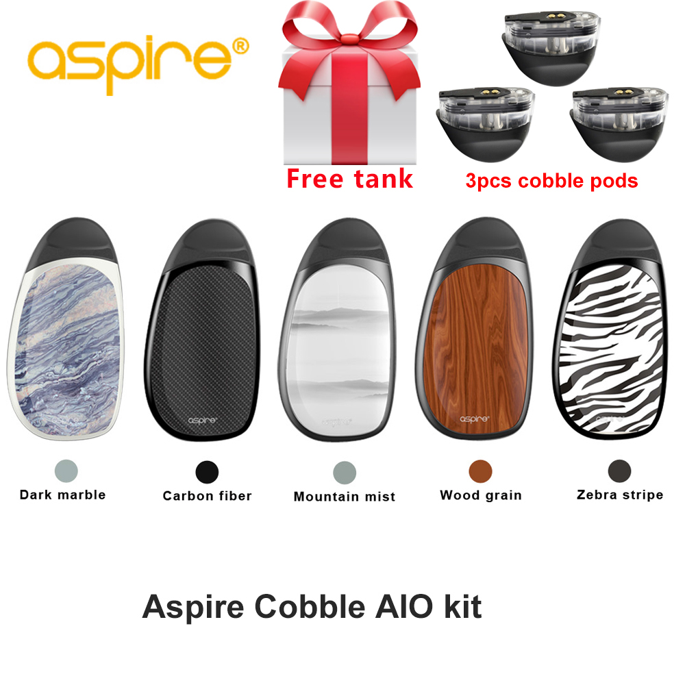 Free gift Original Aspire cobble pod kit newest aspire aio vape pod system kit with 700mAh battery 1.8ml cartridge vs smoant S8Free gift Original Aspire cobble pod kit newest aspire aio vape pod system kit with 700mAh battery 1.8ml cartridge vs smoant S8