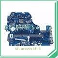 Placa madre del ordenador portátil para acer aspire e5-571 cpu ddr3 nvidia geforce gt 840 m i5-5200u a5wah la-b991p nbmlc11007 nb. mlc11.007