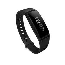 V07 Smart группа крови Давление браслет сердечного ритма фитнес-трекер Шагомер Bluetooth браслет часы для IOS Android телефон