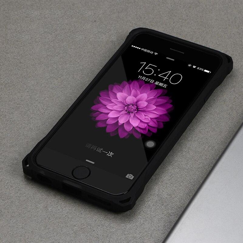 ITEUU Anti-knock Hard Case för iphone 6 6S Fodral Stötsäker Klar - Reservdelar och tillbehör för mobiltelefoner - Foto 2