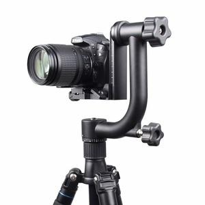 Image 1 - YELANGUแนวนอน360องศาPanoramic G Imbalหัวขาตั้งกล้องสำหรับNikon Canonโซนี่ซัมซุงกล้องดิจิตอลSLRและบ้านDV