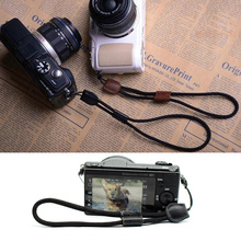 Universal Luxury Camera Strap Wrist Strap Hand Rope Lanyard For Leica D-lux5/D-LUX6 X1/X2/NEX7 For Sony Samsung Panasonic Canon