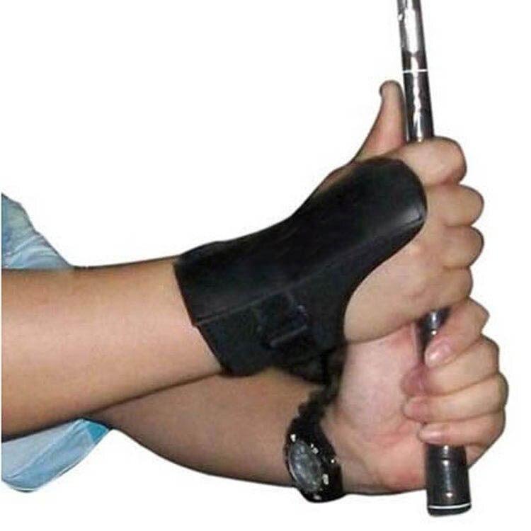 Golf swing wrist braces to prevent the holder Fanwan effective corrective!