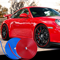 4,Meter Car Wheels Stickers Sticker Rim Guard Bumper Rub Styling Scratch Proof Tire Exterior Decoration Protector Car-Styling
