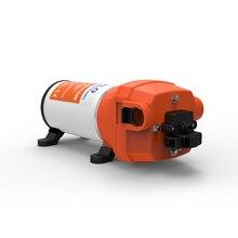 Высококачественный морской водяной насос SEAFLO 12 в 17,0 LPM 40PSI жилой автофургон мембранный лодочный насос