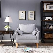 Офисные диваны набор офисной мебели диване дерева ткань один/два три места, диван кровать Кресло sillones секционная ; Новинка