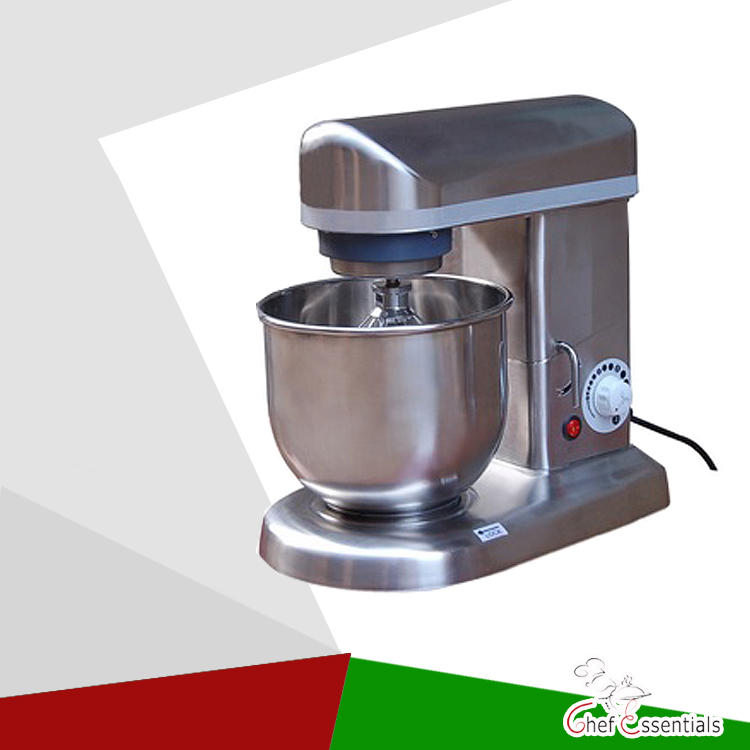 Planetary mixer food mixer stainless steel surface over-load protection big power for home  цены