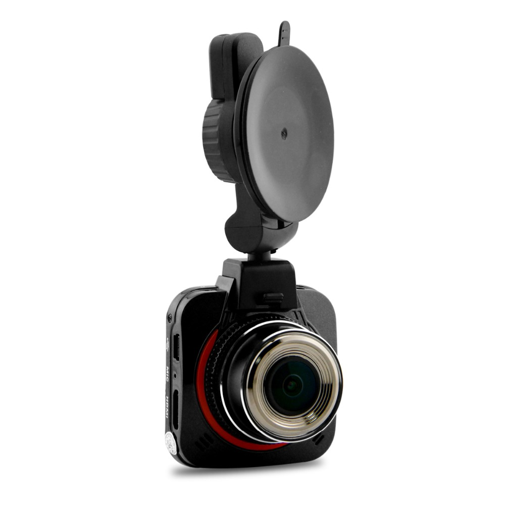 Voiture DVR GS52D MINI voiture caméra Ambarella A7 Auto caméra enregistreur vidéo avec GPS 30fps 150 degrés 2.0 pouces LCD HDR Dash Cam