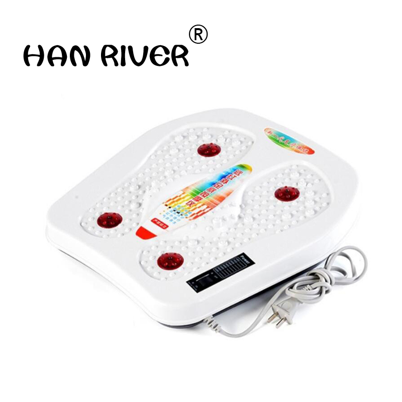 цена на Foot massager massage foot massage instrument infrared heating machine multi-function massager
