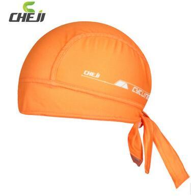 CHEJI Cycling Cap Breathable Bicycle Headband Skull Cap Hat Bandana Kerchief