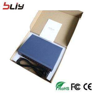 Image 5 - Commutateur ethernet poe, 100 mb/s, 8 ports, réseau poe 48/56V, 250M vlan, pour caméra IP ou sans fil, AP ftth