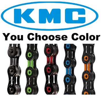 X10SL DLC/X11SL DLC ASSORTED COLORS 10 11 Speed Bike Chain fit for Shimano Road CX 116L Diamond Like Coating bicycle chain