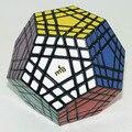 Nueva MF8 5x5x5 5x5 Negro de 5 capas Megaminx Gigaminx Torcedura Velocidad Primavera Cubo Mágico Puzzle Cube Rare Juguete de Regalo de Navidad