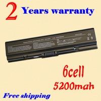 New Laptop Battery For Toshiba Satellite A200 A202 A355 A500 A203 A205 A505 A210 L202 L300