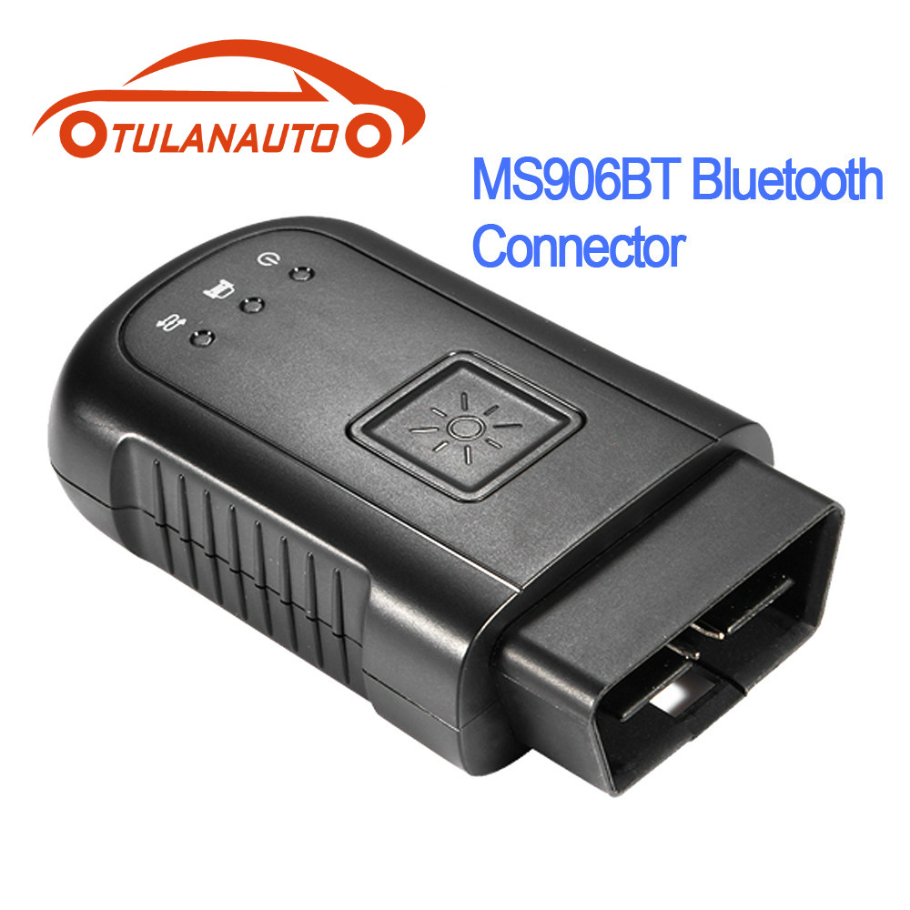 TULANAUTO Original Bluetooth VIC Connector Adapter For Autel MaxiSys MS906 MS906BT