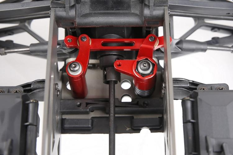 Flux,X 4.6 T6699RED Snowmobile,Sandmobile Option F Steering Blk for Savage XL