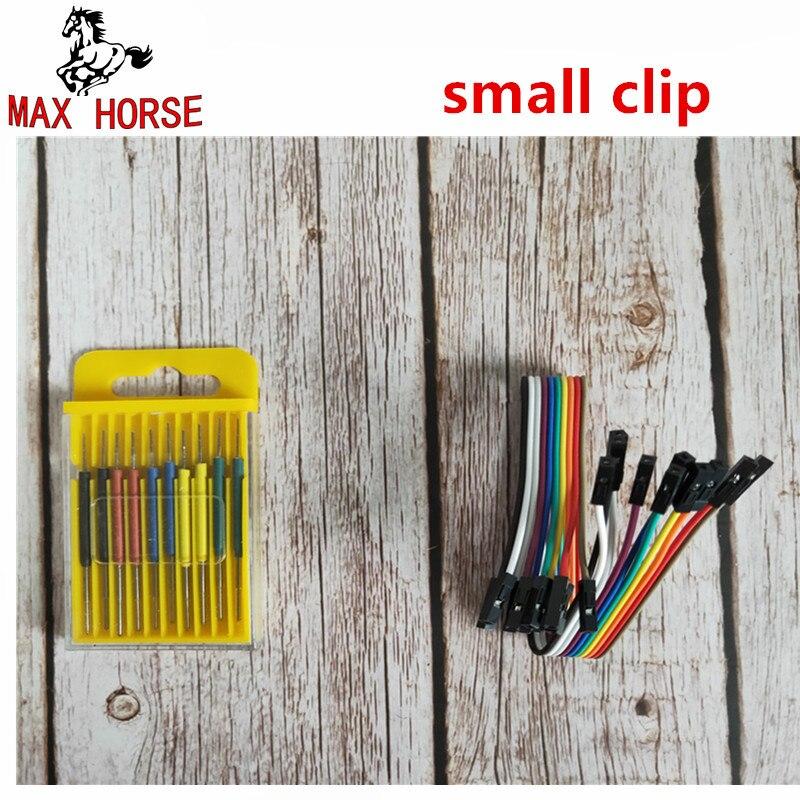 Universal chip clip TSOP/MSOP/SSOP/TSSOP/SOIC/SOP Car Remote Control key IC Pin clip online programming