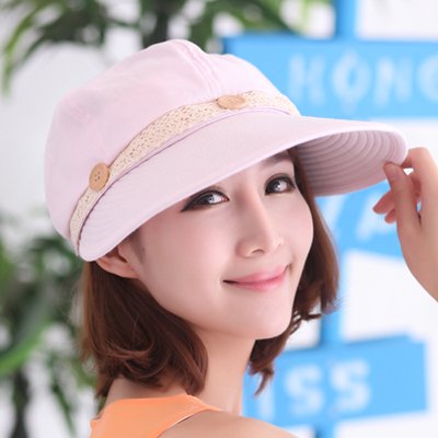 Lace sun hats girls summer hats