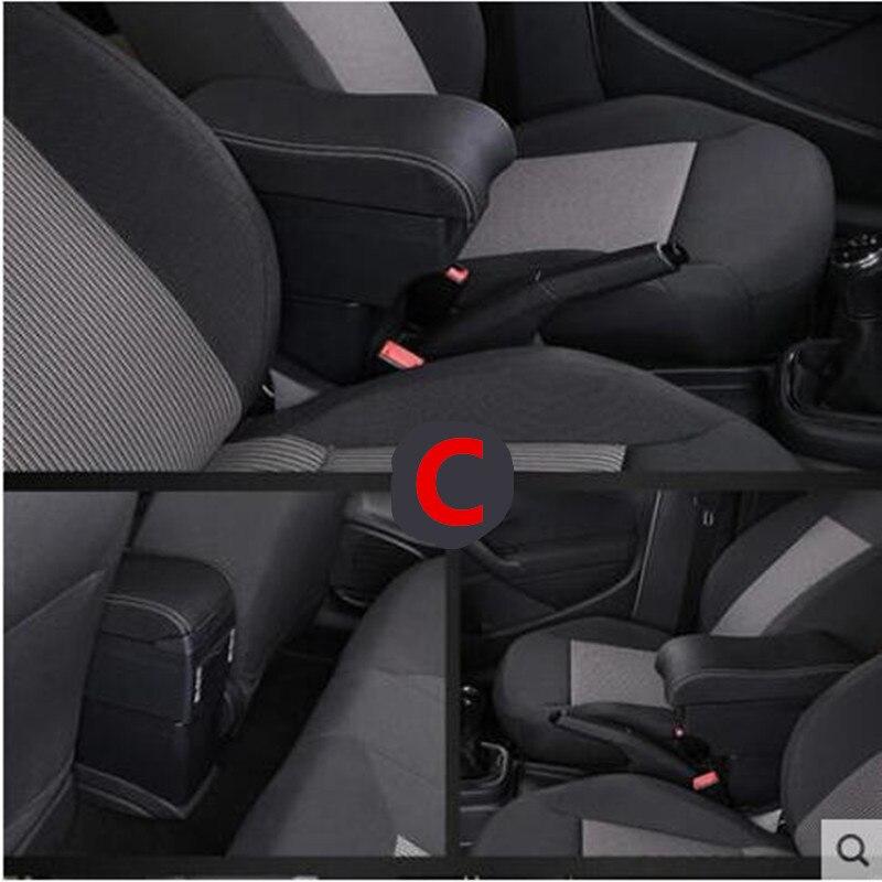 Car Center Console Armrest Box for Chevrolet Spark 2011~2013 2014 2015 2016 2017