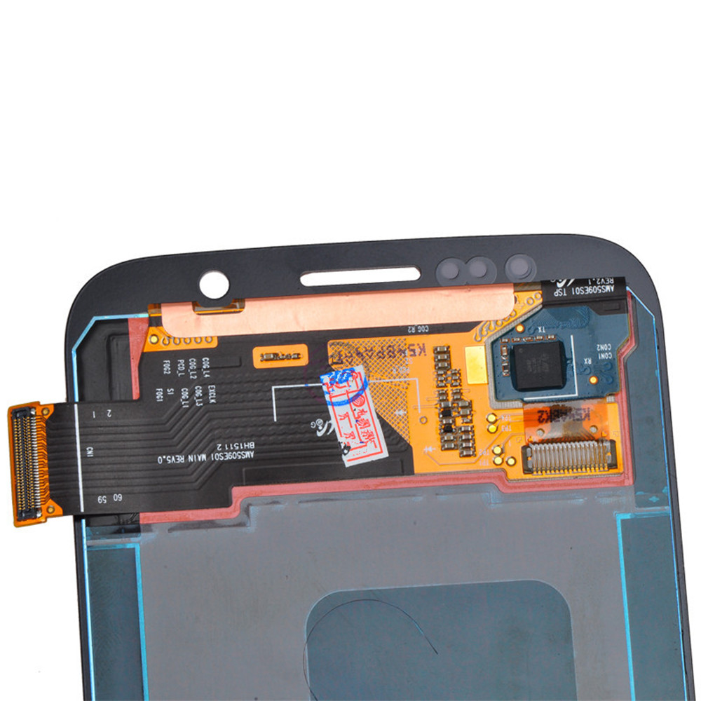 Image 5 - IPS 5.1 G920F lcd For SAMSUNG S6 Display G920 G920F LCD Display Digitizer Touch Screen For Galaxy S6 lcd-in Mobile Phone LCD Screens from Cellphones & Telecommunications