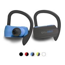 Слог D15 беспроводной Bluetooth V 5,0 наушники с микрофоном True Беспроводной Стерео шумоподавление слог D15 гарнитуры устойчивое