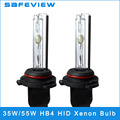 2 PIECES High Bright HB4 12V 35W 55W Hid Xenon Lamps Single Beam Bulbs 3000K 4300K 5000K 6000K 8000K 10000K 12000K 15000K