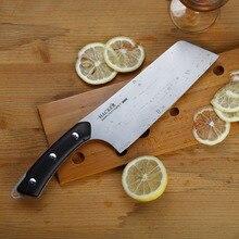 TUO Cutlery Hacker Series 7 Inch Asian Utility Knife Chopper cleaver 440 Japanese Steel Nakiris Vegetable Knife