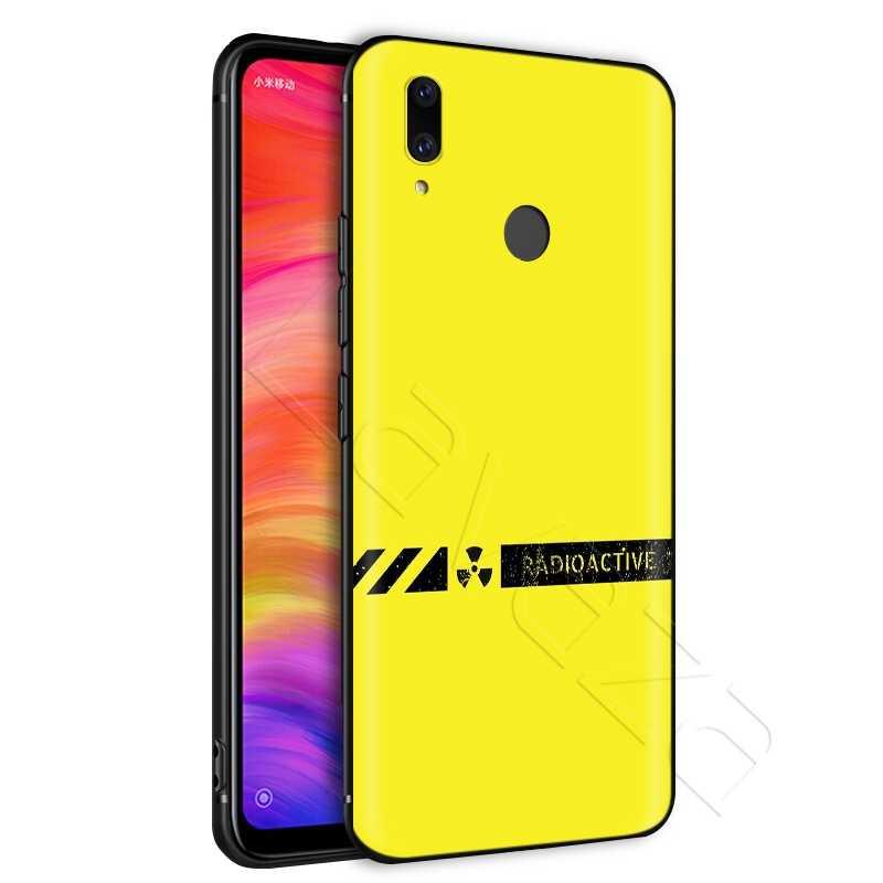 Lavaza cas de catastrophe de tchernobyl 1986 pour Xiaomi Redmi Note 4A 4X5 5A 6 6A 7 S2 Pro Go Prime Plus