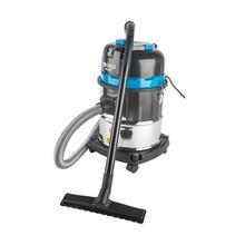 Пылесос для сухой и влажной уборки СОЮЗ ПСС-7330 (Потребляемая мощность 1800 Вт, бак из нержавеющей стали, объем бака 30 л, розетка для электроинструмента, HEPA-фильтр, 3 мешка в комплекте)