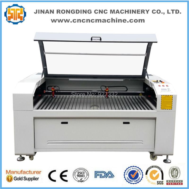 Machine de découpe laser de qualité supérieure pour machine de découpe de tapis en cuir/laser