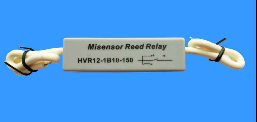 Normally Closed High Voltage Dry Reed Relay Voltage 10KVDC Coil Voltage 12/24VDC Optional high voltage dry reed relay crsthv 12v dc normally closed type with 20kv lead hm12 pressure 10kv 14k