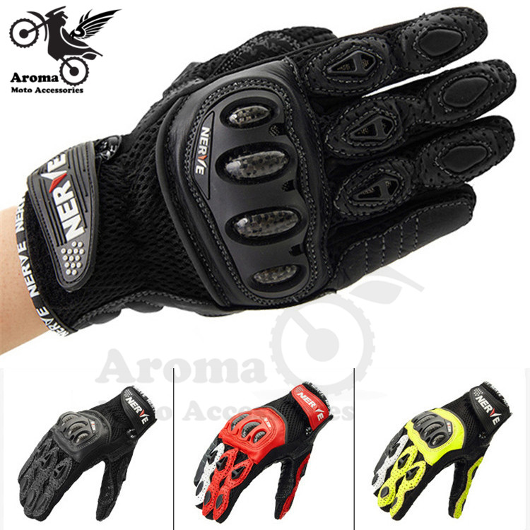top quality red yellow black leather touch screen racing motocross protection hand moto guantes motorbike luvas motorcycle glove жесткий диск dell 1x600gb sas 15k 400 adpj hot swapp 2 5 3 5