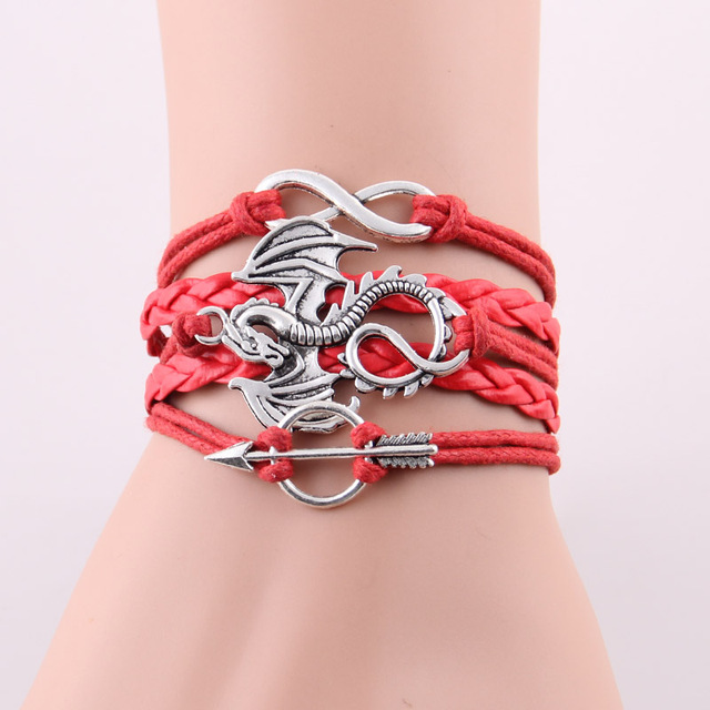 Game of Thrones Vintage Infinty Bracelet