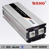 WHP 6000 110v 220v 6000w Pure Sine Wave Power Inverter