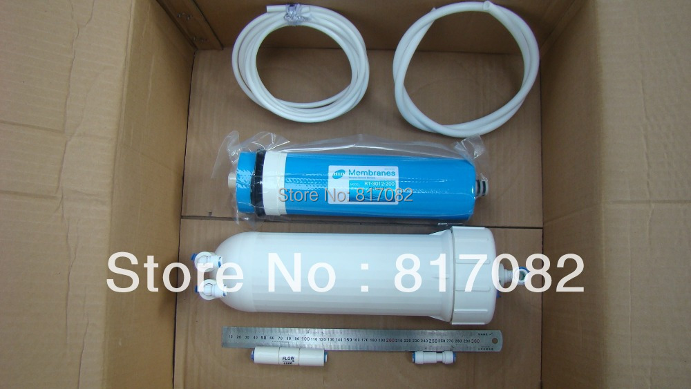 Hard-Working 200 Gpd Ro Membrane Housing And Ro Membrane And Some Accessories For Water Filter 3012-200 Free Shipping Colours Are Striking Water Filters