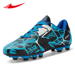 Beita Colorful Men Soccer Shoes Long Spikes Sneakers Teenagers Football Shoes Superfly Chuteiras Willow Design Damping Trainers