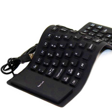 USB Keyboard Computer Water-Resistant Silicone Tablet Laptop Mini for PC Hot-Sale Flexible