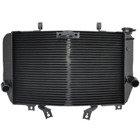 For Suzuki GSXR1000 2003 2004 GSX R1000 GSXR 1000 Motorcycle Aluminium Replacement Cooling Cooler Radiator Moto