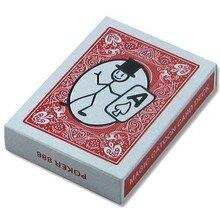 חדש אבזר קסם קריקטורה Cardtoon סיפון חבילה משחק כרטיס Toon אנימציה חיזוי, מצחיק קסם, קסמים, גימיק
