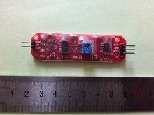 ПВДФ пьезоэлектрических thin film Комплект Зарядки модуль усилителя усилитель Заряда